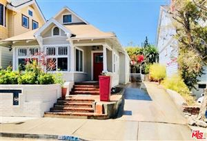 Photo of 157 HART Avenue, Santa Monica, CA 90405 (MLS # 19480676)