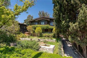 Photo of 615 West CALIFORNIA Boulevard, Pasadena, CA 91105 (MLS # 819001703)