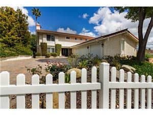 Photo of 6150 JARED Court, Woodland Hills, CA 91367 (MLS # SR19069712)