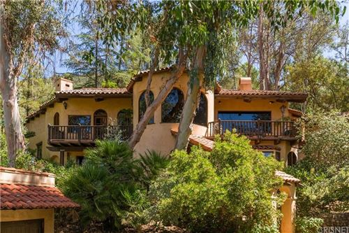 Photo of 640 WONDER VIEW Drive, Calabasas, CA 91302 (MLS # SR19110720)