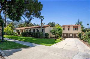 Photo of 1460 East MOUNTAIN Street, Glendale, CA 91207 (MLS # 319002726)