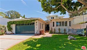 Photo of 650 North LAS CASAS Avenue, Pacific Palisades, CA 90272 (MLS # 19477750)