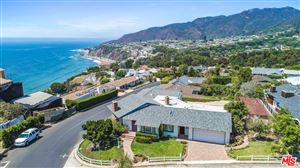 Photo of 201 TRANQUILLO Road, Pacific Palisades, CA 90272 (MLS # 19504754)