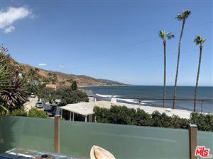 Photo of 26701 LATIGO SHORE Drive, Malibu, CA 90265 (MLS # 19467760)