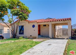 Photo of 7028 5TH Avenue, Los Angeles , CA 90043 (MLS # 19500760)