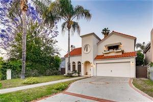 Photo of 4962 HASKELL Avenue, Encino, CA 91436 (MLS # SR19192760)