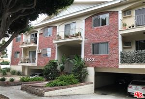 Photo of 2803 ARIZONA Avenue #8, Santa Monica, CA 90404 (MLS # 19500794)