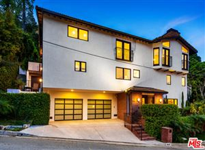 Photo of 9647 HEATHER Road, Beverly Hills, CA 90210 (MLS # 19484802)