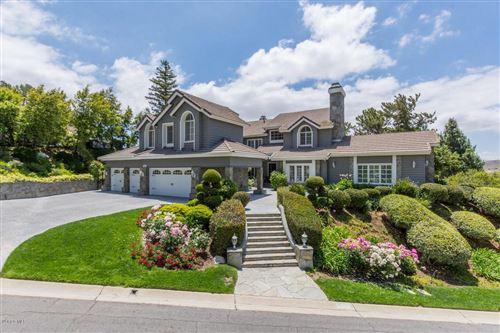 Photo of 1812 MESA RIDGE Avenue, Westlake Village, CA 91362 (MLS # 219006802)