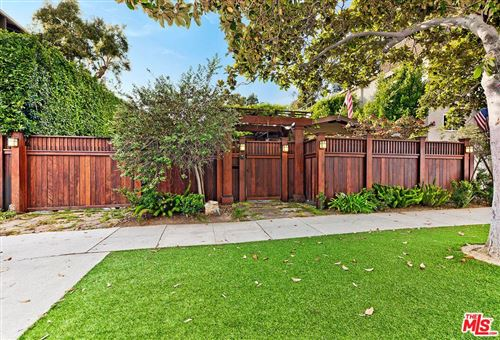 Photo of 625 CALIFORNIA Avenue, Santa Monica, CA 90403 (MLS # 19492808)