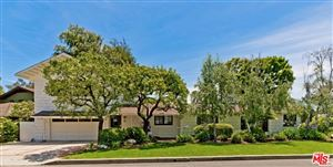 Photo of 1238 VILLA WOODS Drive, Pacific Palisades, CA 90272 (MLS # 19477816)