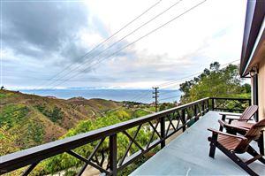 Photo of 4355 OCEAN VIEW Drive, Malibu, CA 90265 (MLS # 219007832)