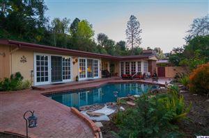 Photo of 15980 VALLEY WOOD Road, Sherman Oaks, CA 91403 (MLS # 319002835)