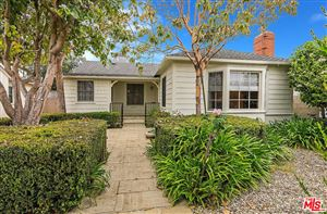 Photo of 8347 KENYON Avenue, Los Angeles , CA 90045 (MLS # 19467838)
