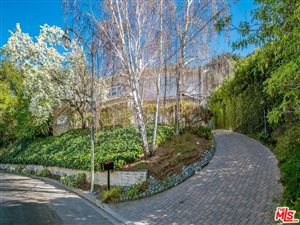 Photo of 15660 MEADOWGATE Road, Encino, CA 91436 (MLS # 19459854)