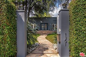 Photo of 1301 North ORANGE GROVE Avenue, West Hollywood, CA 90046 (MLS # 19446872)