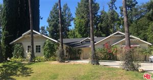 Photo of 4243 MOONCREST Place, Encino, CA 91436 (MLS # 19503882)