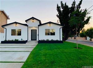 Photo of 4951 ZELZAH Avenue, Encino, CA 91316 (MLS # SR19217886)