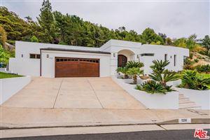 Photo of 1230 EL HITO Circle, Pacific Palisades, CA 90272 (MLS # 19476892)
