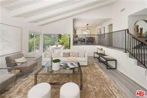 Photo of 952 LAS LOMAS Avenue, Pacific Palisades, CA 90272 (MLS # 19502892)