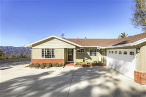 Photo of 5465 OCEAN VIEW Boulevard, La Canada Flintridge, CA 91011 (MLS # 819000895)