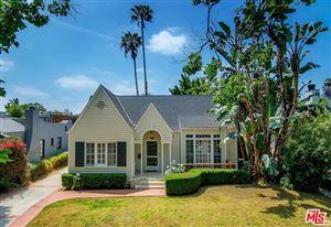 Photo of 741 North MARTEL Avenue, Los Angeles , CA 90046 (MLS # 19496920)