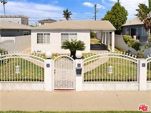 Photo of 12615 WALSH Avenue, Los Angeles , CA 90066 (MLS # 19455922)