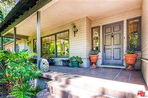Photo of 2514 BENEDICT CANYON Drive, Beverly Hills, CA 90210 (MLS # 19497922)