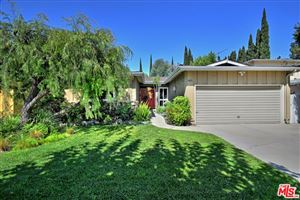 Photo of 5851 WILKINSON Avenue, Valley Village, CA 91607 (MLS # 19499942)