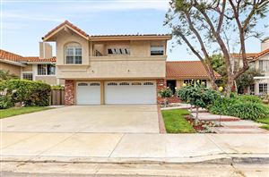 Photo of 3367 MONTAGNE Way, Thousand Oaks, CA 91362 (MLS # 219005991)