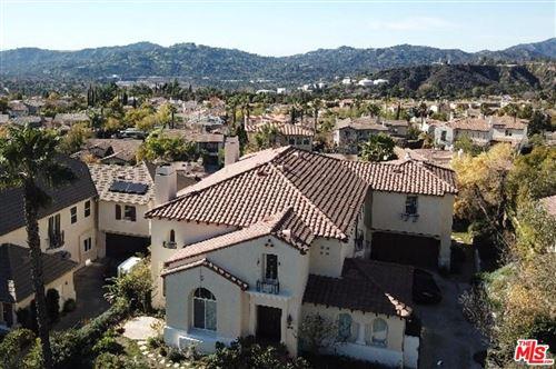 Photo of 3839 LILAC CANYON Lane, Altadena, CA 91001 (MLS # 19448992)