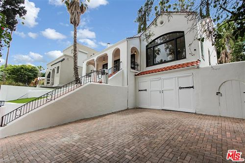Photo of 2037 HOLLY HILL Terrace, Los Angeles , CA 90068 (MLS # 19453998)