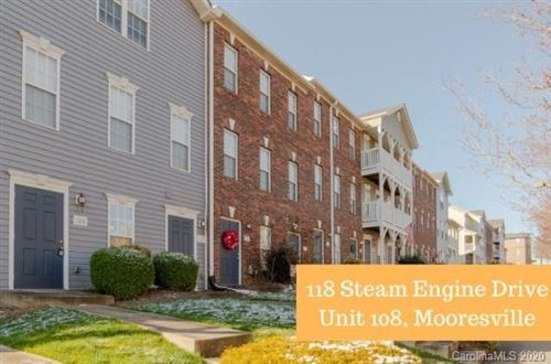 Photo of 118 Steam Engine Drive #108, Mooresville, NC 28115 (MLS # 3595017)
