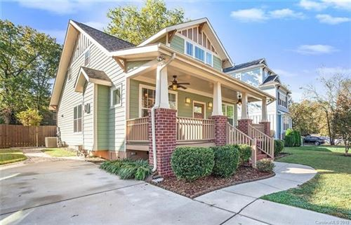 Photo of 3518 Card Street, Charlotte, NC 28205 (MLS # 3560048)