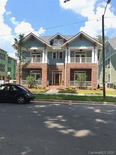 Photo of 2145 McClintock Road #212, Charlotte, NC 28205 (MLS # 3626207)