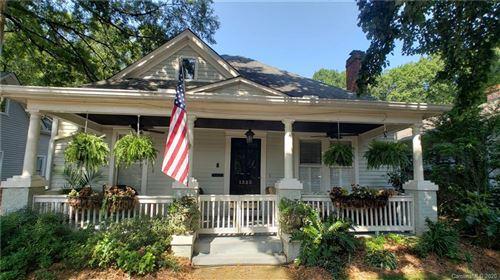 Photo of 1323 Thomas Avenue, Charlotte, NC 28205-3441 (MLS # 3645249)
