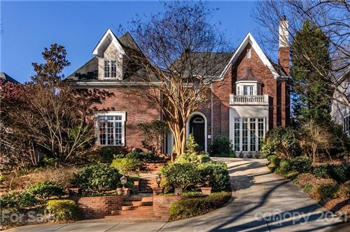 Photo of 2928 Forest Park Drive, Charlotte, NC 28209-1402 (MLS # 3710476)