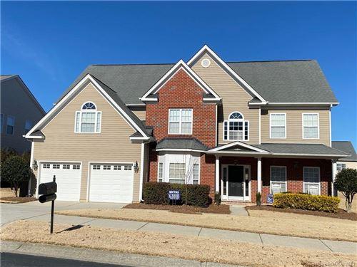 Photo of 4836 Annelise Drive, Harrisburg, NC 28075-7649 (MLS # 3701556)