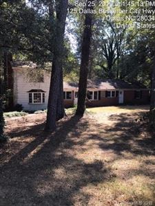 Photo of 129 Dallas Bessemer City Highway, Dallas, NC 28034 (MLS # 3560719)
