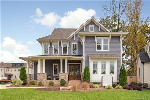 Photo of 3224 Maymont Place #33, Charlotte, NC 28205-3157 (MLS # 3671991)