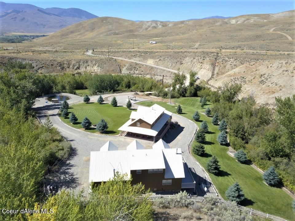 Photo of 167 Wimpey Creek Road, Salmon, ID 83467 (MLS # 20-10753)