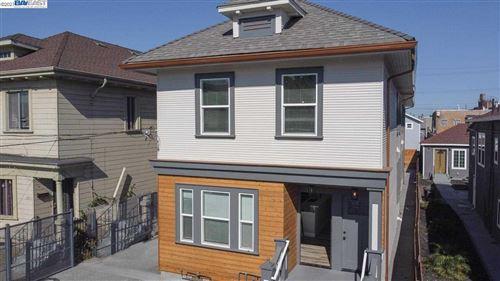 Photo of 2839 chestnut street, OAKLAND, CA 94608 (MLS # 40954179)