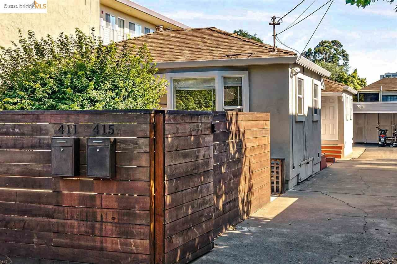 Photo of 411 38Th St, OAKLAND, CA 94609 (MLS # 40954663)