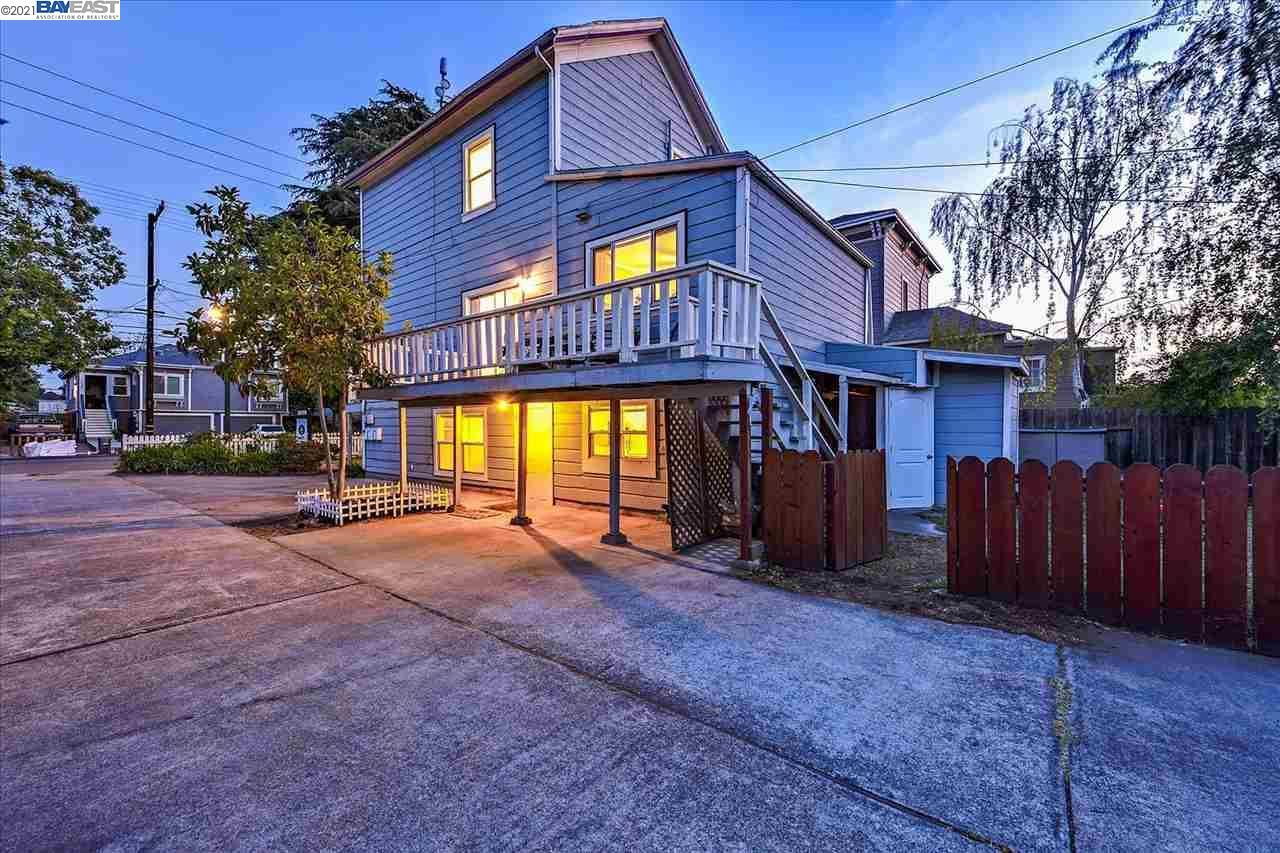 Photo of 939 Buena Vista Ave, ALAMEDA, CA 94501 (MLS # 40954911)