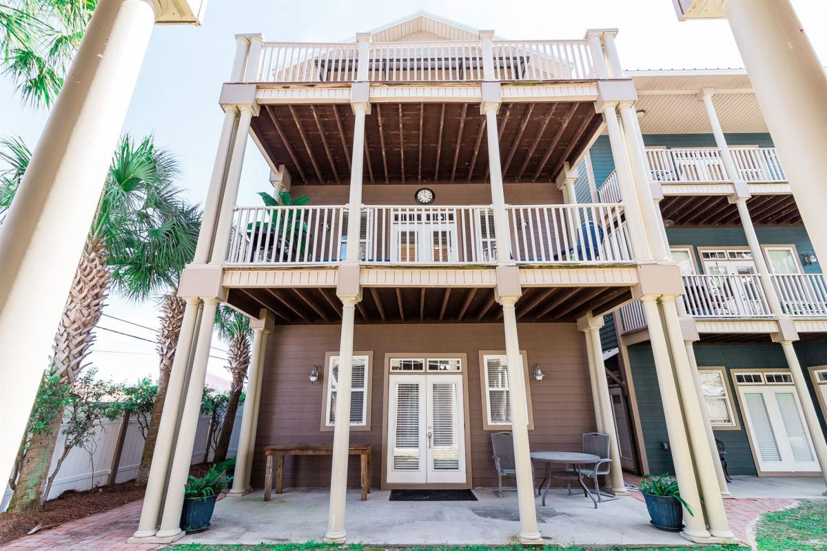 Photo of 6226 Thomas Drive, Panama City Beach, FL 32408 (MLS # 847106)