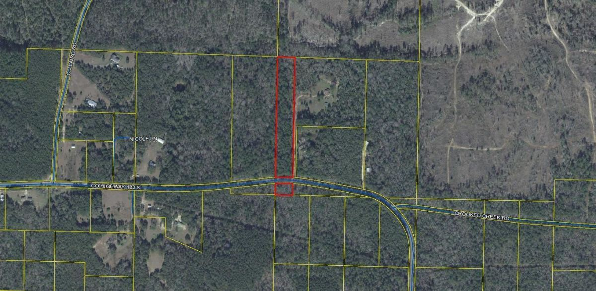 Photo of 5 Ac S Hwy 183, Ponce De Leon, FL 32455 (MLS # 847321)