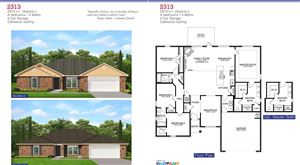 Photo of 2387 Genevieve Way, Crestview, FL 32536 (MLS # 835339)