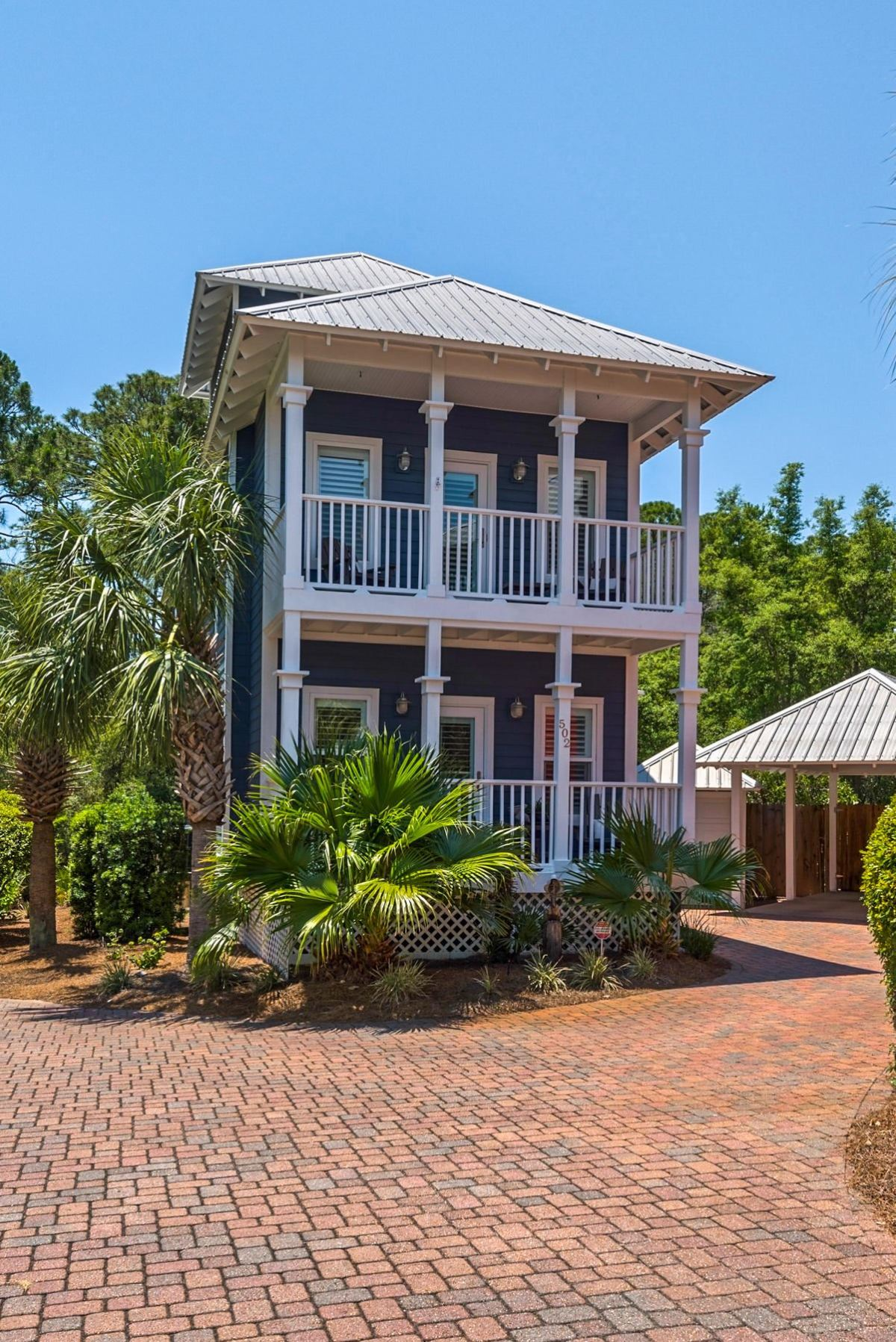 Photo of 502 Hidden Lake Way, Santa Rosa Beach, FL 32459 (MLS # 847363)