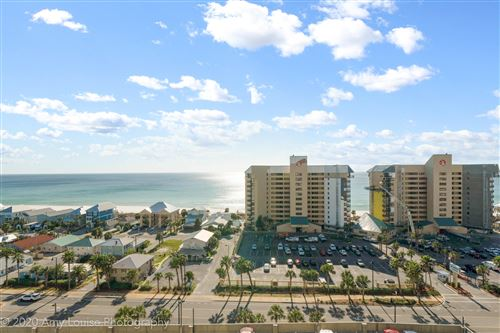 Photo of 9860 S Thomas Drive #UNIT 1007, Panama City Beach, FL 32408 (MLS # 838893)