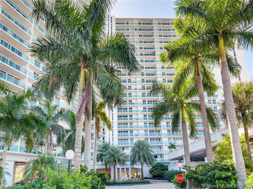 Photo of 100 Bayview Dr #401, Sunny Isles Beach, FL 33160 (MLS # A10879020)